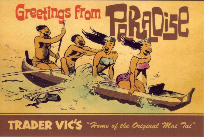 Vintage Hawaiian Postcard Sets Camera Craft Shops